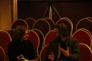 Gespräch mit Trond Reinholdtsen