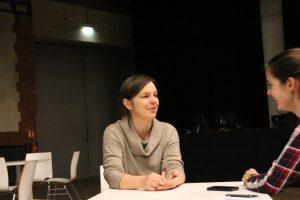 Interview mit Barbara Lüneburg//©Dorothee Gommert